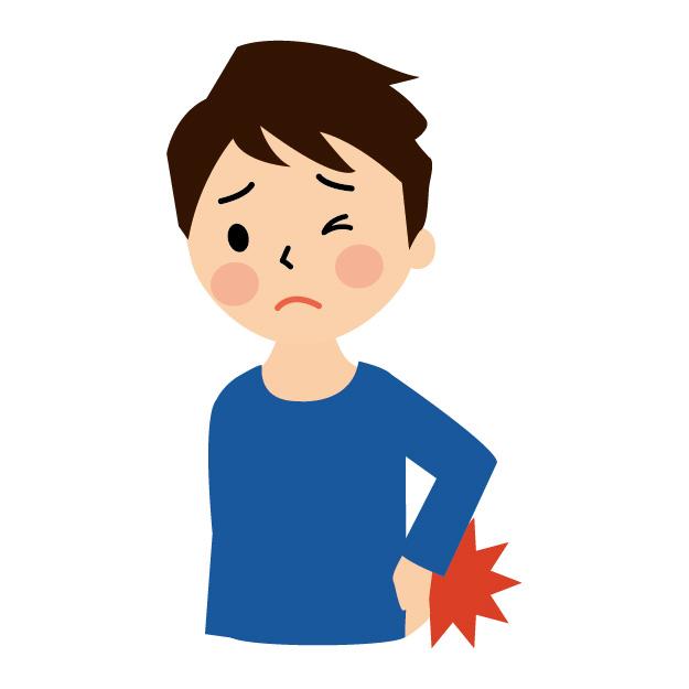 あなたの腰痛危険レベルはどれ?腰痛になる原因はご存知ですか?